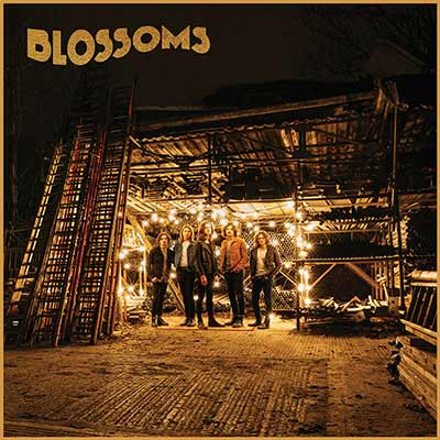 The album art for Blossoms' debut self-titled record