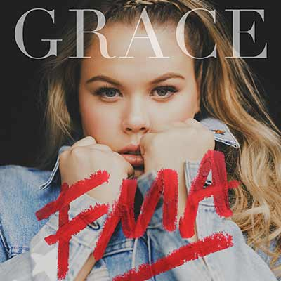 The album art for Grace's FMA