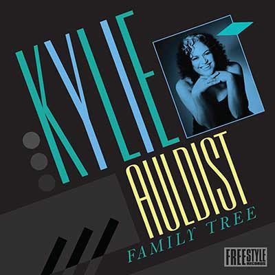 The album art for Kylie Auldist's Family Tree