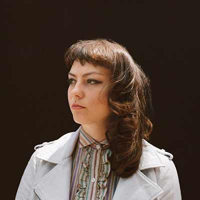 The album art for Angel Olsen's My Woman