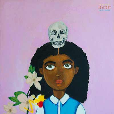 The album art for Noname's Telefone