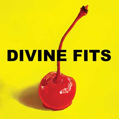 The album art for the Divine Fits' A Thing Called Divine Fits.