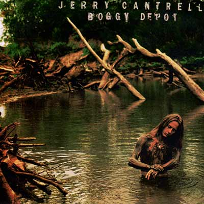 The album art for Jerry Cantrell's Boggy Depot
