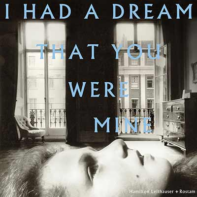 The album art for I Had A Dream That You Were Mine