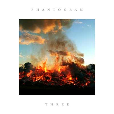 The album art for Phantogram's Three