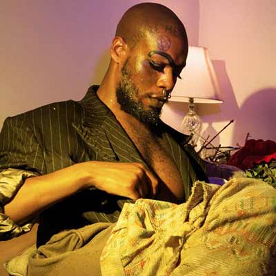 The album art for Serpentwithfeet's Blisters