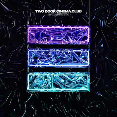 The album art for Two Door Cinema Club's Gameshow