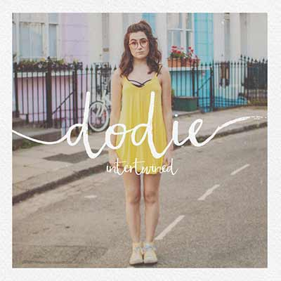 The album art for Dodie's Intertwined EP