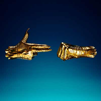 The album art for Run the Jewels' RTJ3.