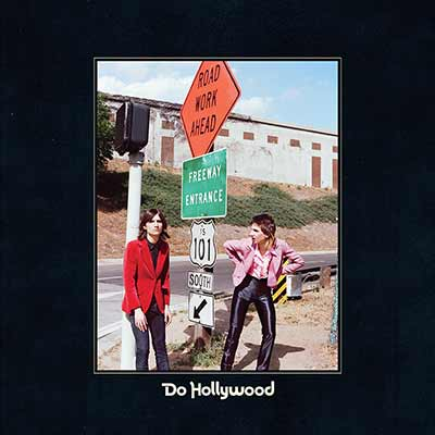 The album art for The Lemon Twigs' Do Hollywood