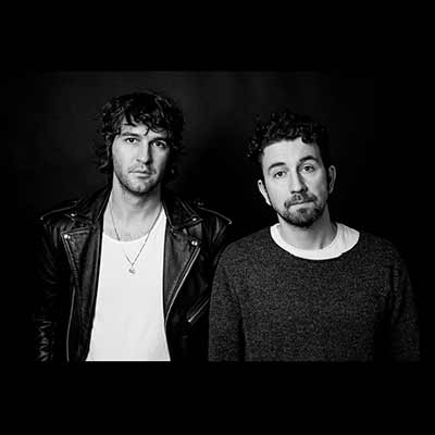 The album art for Japandroids' Near to the Wild Heart of Life