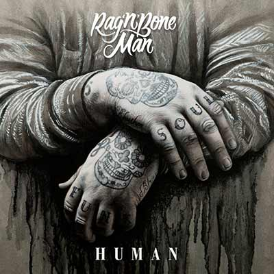 The album art for Rag'n'Bone Man's Human